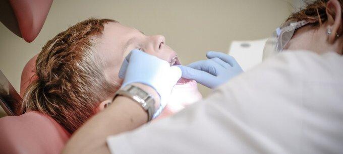 פחד מרופא שיניים
