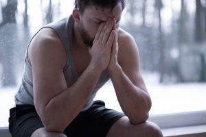 דיכאון אחרי הריון גברים