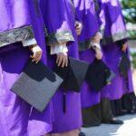 סטודנטים מסיימים תואר