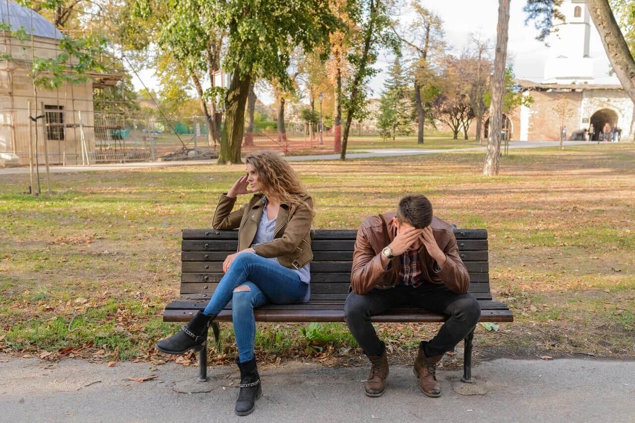 דפוסים הרסניים למערכת יחסים