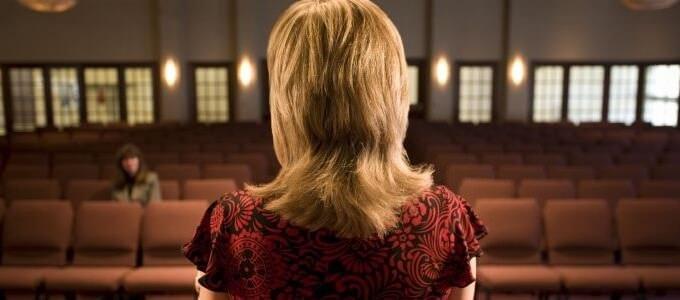 טיפול בפחד קהל