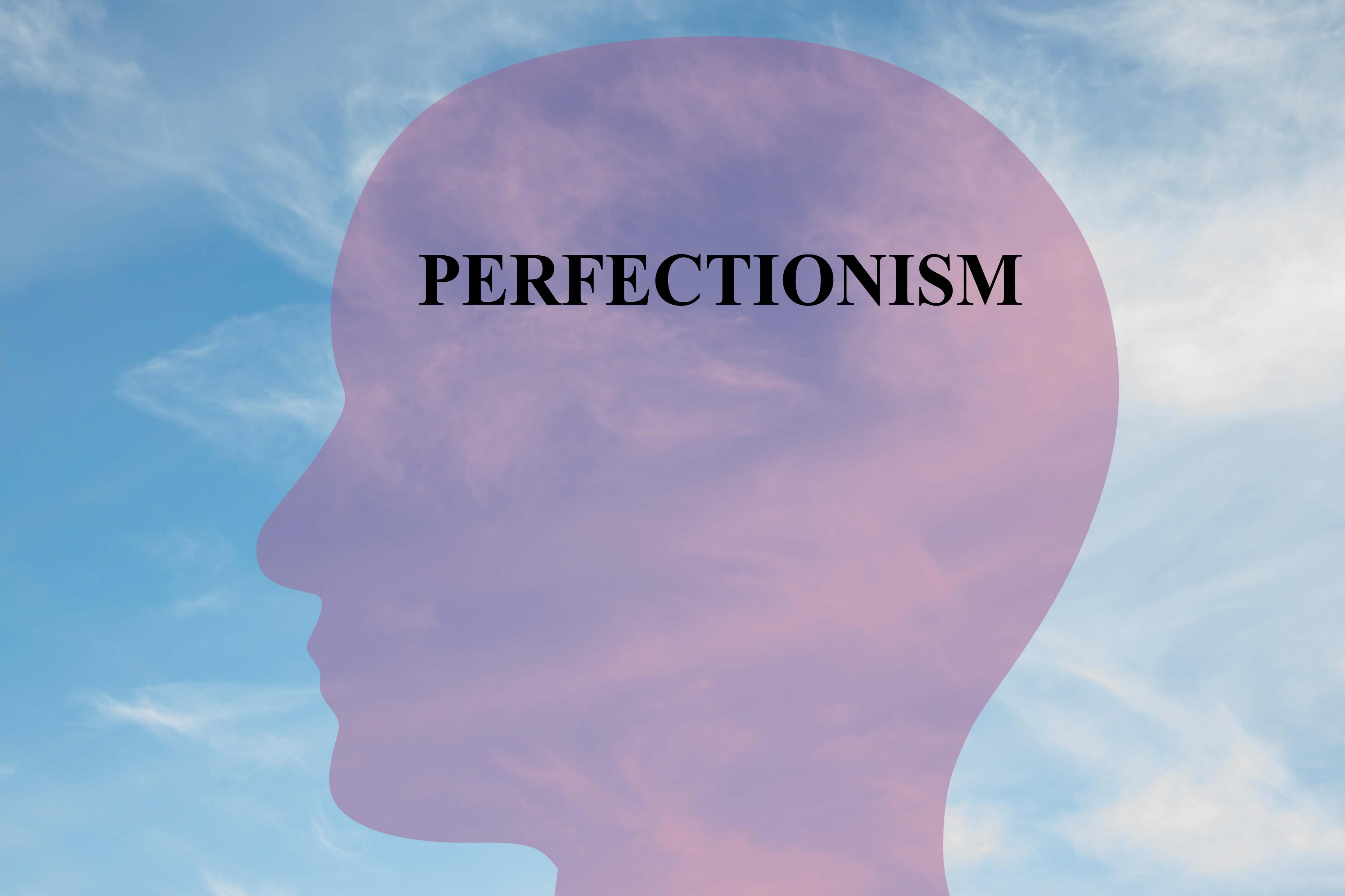 פרפקציוניזם. לא כל כך מושלם.