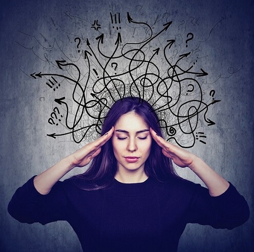 על מחשבות ואמונות לגבי מחשבות ב- OCD