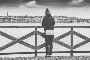 חרדה חברתית במחשבה תחילה